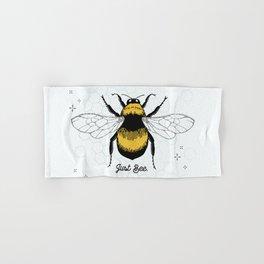Just Bee. Hand & Bath Towel