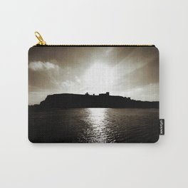 Whitby abbey sunset Carry-All Pouch