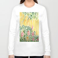 tiffany Long Sleeve T-shirts featuring Tiffany Inspired by Rosie Brown