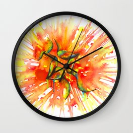 Last Kiss Wall Clock