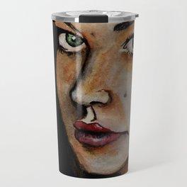 looking into you Travel Mug