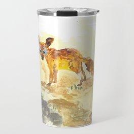 Fennec Travel Mug