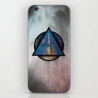 apollo iPhone & iPod Skins featuring Apollo by Paul Conrad