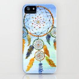 DREAM CATCHER - Original Art by HSIN LIN / H.Lin the Artist / Helloinnerpeace iPhone Case