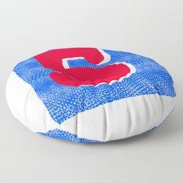 Number5 Floor Pillow