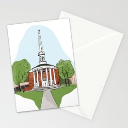 Dunning Memorial Chapel Stationery Cards