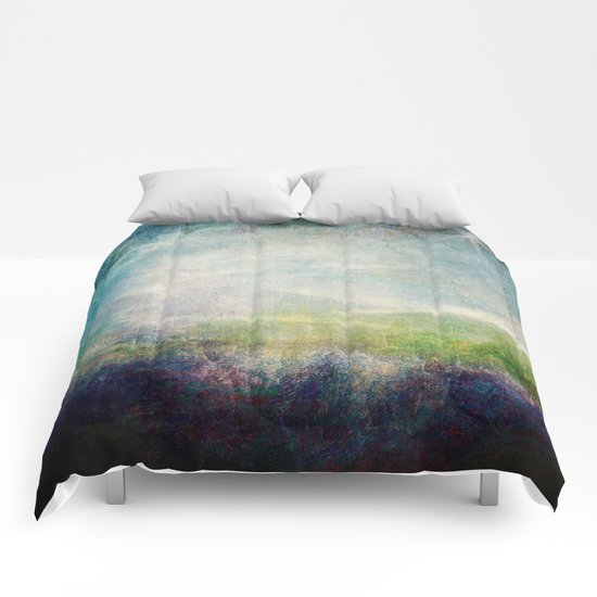 Once in a Blue Moon Comforters
