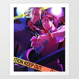 Guilty Love Art Print