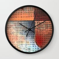 soldier Wall Clocks featuring Lead Soldier by Fernando Vieira