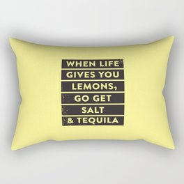 Lemons. Rectangular Pillow