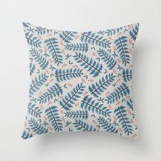 Union Leaf Throw Pillow