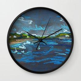 Intracoastal Waterway Wall Clock
