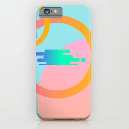 Looped iPhone Case