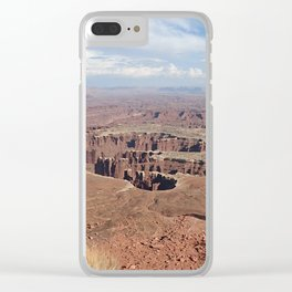 Canyon Clear iPhone Case