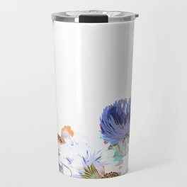 Morning field. Fresh and beauitful Travel Mug