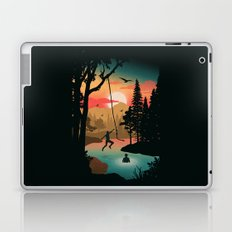 Swing Away Laptop & iPad Skin