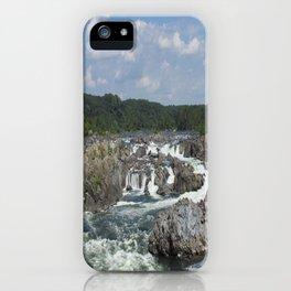 take a fall iPhone Case