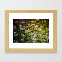 Continuous Matters Framed Art Print