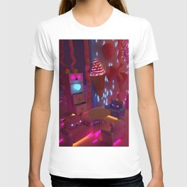 Lets's Go To The Coffee Shop T-shirt