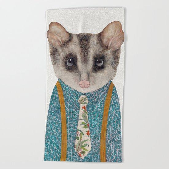 Possum Beach Towel