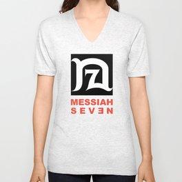 M7 Logo - Juxtaposition Unisex V-Neck