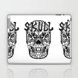 Skull - Día de Muertos / Day of the Dead Laptop & iPad Skin