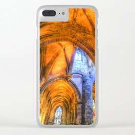St Giles Cathedral Edinburgh Scotland Clear iPhone Case