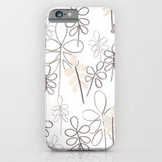 Spring leaves Slim Case iPhone 6s