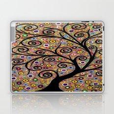 Abstract tree-11 Laptop & iPad Skin