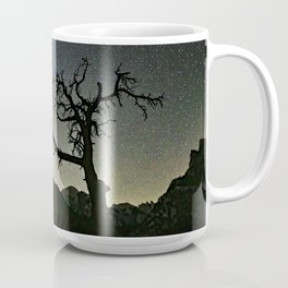 Star Tree Milky Way Coffee Mug