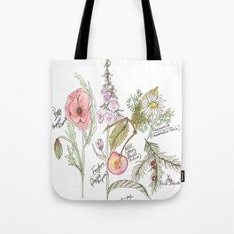 Natures Bounty Tote Bag