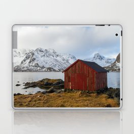The red shed Laptop & iPad Skin