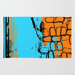 Colour composition 2 Rug