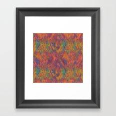 Glitching It (No. 1) Framed Art Print