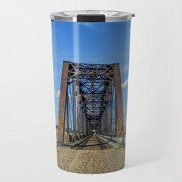 Calypso Bridge, near Terry, MT Travel Mug