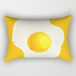 The fried egg Rectangular Pillow