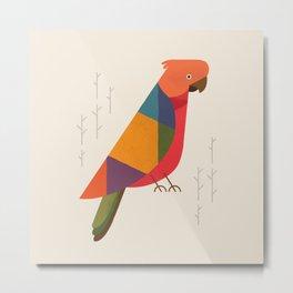 Australian King Parrot Metal Print