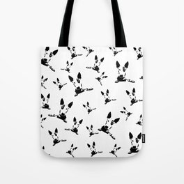 ENGLISH BULL TERRIER DOG GIFTS Tote Bag