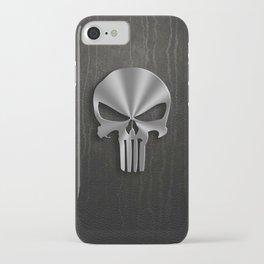 tribal punisher iPhone Case