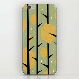 Yeti Dreams iPhone Skin
