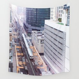 Downtown Bound Wall Tapestry