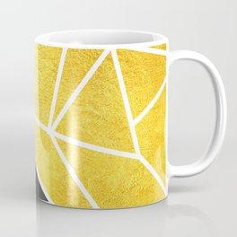 Coal and Gold Coffee Mug