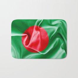 Bangladesh Flag Bath Mat