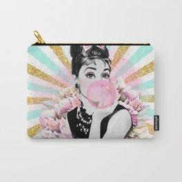 Audrey Hepburn Pop Art Carry-All Pouch