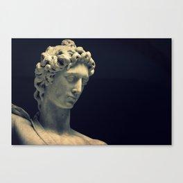 Apollo Victorious Canvas Print