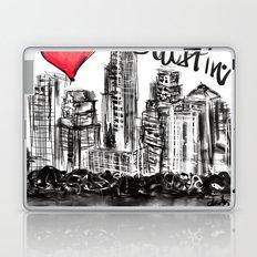 I love Austin Laptop & iPad Skin