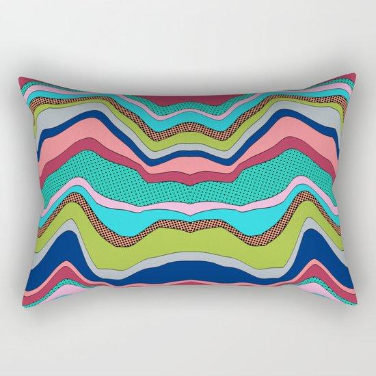 Ignite our Sky Rectangular Pillow