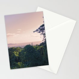Morning Landscape Stationery Cards
