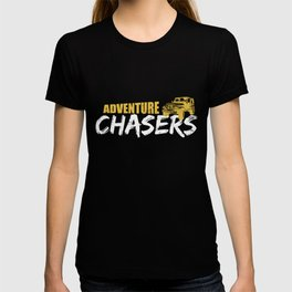 Adventure Chasers Overlanding Expedition T Shirt T-shirt