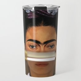 Kill Bill's O-Ren Ishii & Self Portrait Travel Mug